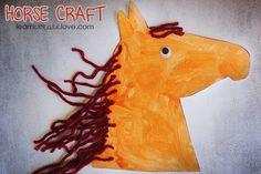 Horsey art