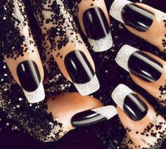 Simple Nail Designs You Can Do At Home With nailsdesign2diefor: 13 Beautiful Winter Nails Ideas