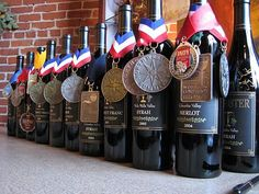 Spokane, WA - Barrister Winery specializes in the production of limited quantities of Bordeaux varietal wines and Syrah.