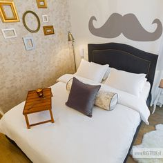 HIPSTA Style: Mustache decal by Big-trix.pl | #mustache #hipster