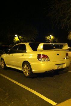 02-04 Subaru Impreza WRX Seat Belt Rear Middle Center Wagon OEM 2002-2004