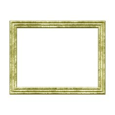 jss_bellagrace_wood frame green.png ❤ liked on Polyvore featuring frames, borders and picture frame