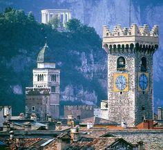 Trento for information: Gardalake.com