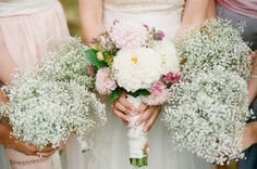 Baby's Breath Bouquet - list f flower meanings