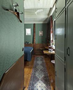 Na Dinamarca, o hotel de um quarto só