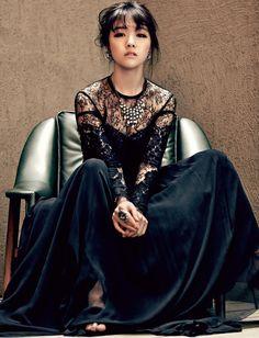 Girl's Day's Minah // Esquire Korea // June 2013