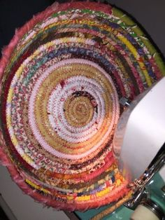 """""""End of Day"""" Quilters Basket Tutorial 