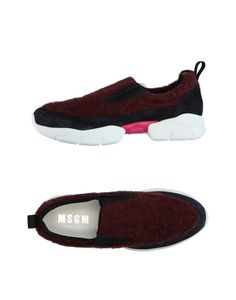 MSGM Low-Tops & Sneakers. #msgm #shoes #all