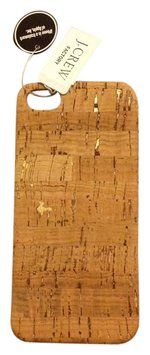J.Crew Cork Phone Case for iPhone 5 Model a8082 35% off retail