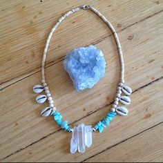 SEA GYPSY NECKLACE || Coming Soon @thebohotrader