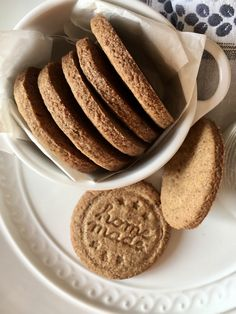 Frollini cookies are a classic of the Italian Cuisine among Breakfast and Merenda Recipes. These cookies are rustic and absolutely delicious! Breakfast Cookie Recipe, Cookie Recipes, Italian Breakfast, Tortellini, Italian Cookies, I Foods, Italian Recipes, Sweets, Bread