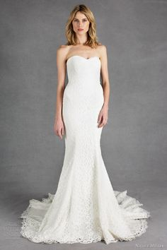 nicole miller wedding dresses spring 2014 @ http://weddinginspirasi.com/2013/04/29/nicole-miller-bridal-spring-2014-wedding-dresses/