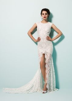 Lacey Touch Daalarna Wedding Dress Pearl Collection - Be Modish - Be Modish