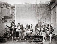 1800'ler de İtfaiyeciler ( Firefighters)