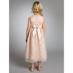 Buy john lewis girl empire line lace bridesmaid dress ivory online buy john lewis girl empire line lace bridesmaid dress ivory online at johnlewis dresses bride bridesmaids mother of the bride pinterest john mightylinksfo
