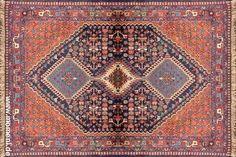 Yalameh-Momeni persian rug