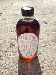love the bottle & label...