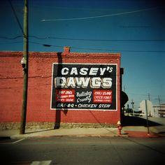 Around here, they're called DAWGS......Winder, GA
