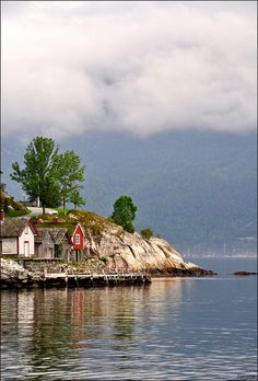 Utne, Hardanger, Norway  living in wonderland by leuntje, via Flickr