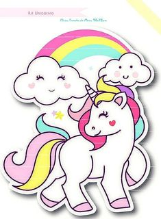 Unicorn Drawing, Unicorn Art, Cute Unicorn, Baby Unicorn, Unicorn Images, Unicorn Pictures, Unicorn Birthday Invitations, Unicorn Birthday Parties, Disney Drawings
