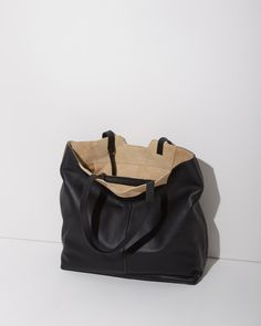 Style - Minimal + Classic: Proenza Schouler Paperbag Tote | La Garçonne