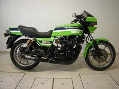 1983 Kawasaki Z1000 Eddie Lawson Replica Classic Motorcycle Pictures