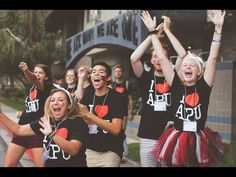 Welcome to APU | New Student Orientation 2015 - YouTube