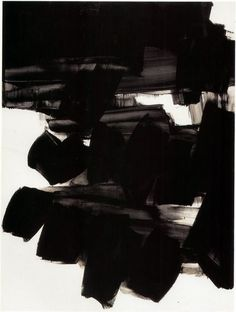 untitled | pierre soulages | 1963