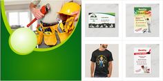 This collection is for handyman. Creative T-shirt, business cards and mugs will be in everyday use Grass Background, Diy Face Mask, Business Supplies, Dog Design, Business Cards, Kids Shop, Mugs, Creative, Shirt