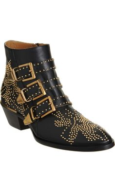 Chloé Susan Studded Ankle Boot #TZRbday