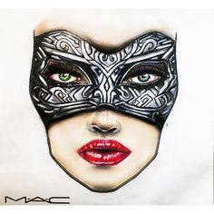 #art #illustration #drawing #draw #facepaint #picture #artist #sketch #sketchbook #paper #pen ...