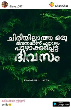 106 Best Malayalam Quotes Images Malayalam Quotes Kerala Breathe