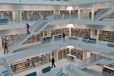 Stedelijke Bibliotheek van Stuttgart