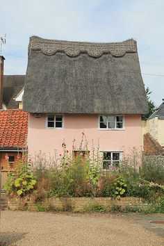 Lovely Pink Cottage