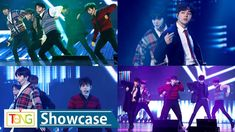 🎬180108 INFINITE(인피니트) 'Tell Me' & 'No More' Showcase Stage (TOP SEED 쇼케이스, Sync...