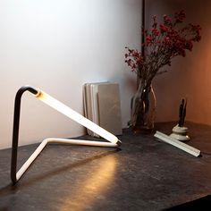 001 Lamp - Black by Naama Hofman | MONOQI