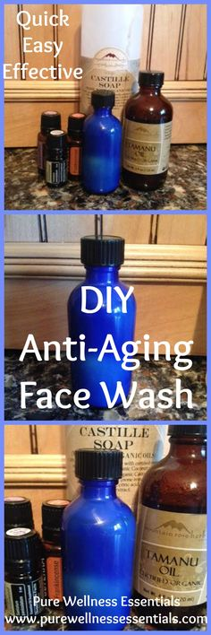 What if you could make your Anti-Aging Face Wash in your Kitchen for less than $20? Would you think I was joking? Well I'm not! It is totally possible! And here is how you do it…