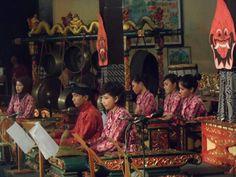 Gamelan group