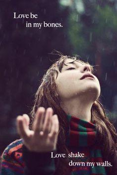 Redemption Rain -Jonathan David and Melissa Helser <3 beautiful