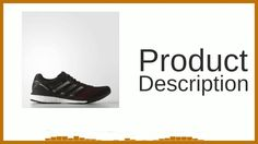 Adidas Mens adizero Boston Boost 5 Shoes