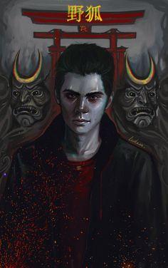 Dark!Stiles