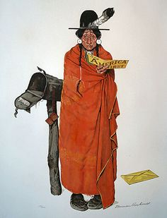 Norman Rockwell, See America First