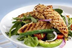 A balanced diet is important for any weight loss plan.