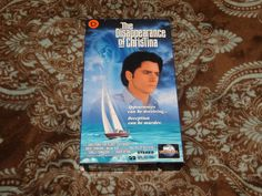 The Disappearance of Christina (VHS, 1994) Rare OOP MCA John Stamos *NOT ON DVD*