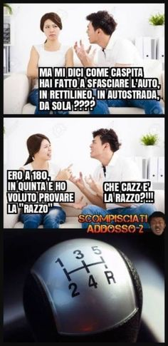 immagini trash meme 37344 Funny Phrases, Funny Quotes, Funny Memes, Italian Memes, Dont Forget To Smile, Cheer Up, Funny Love, Funny Pins, Funny Comics