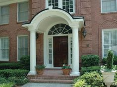 Planning & Ideas:Picking The Right Portico Designs For Home Beautiful Portico Designs With Column