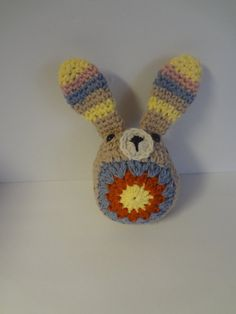 Crochet toy Easter BunniesHandmade Gift by Roshavatagarga on Etsy