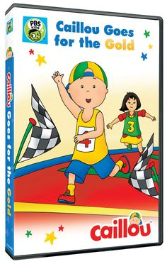 For everyday adventures, special birthdays & holidays, find out where to buy the latest Caillou toys, books, apps, DVDs, and more!