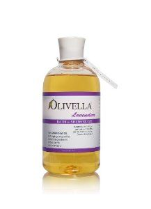 Olivella Bath and Shower Gel, 16.9-Fluid Ounce by Olivella. $9.99. No dyes, paraben or animal fats. Not tested on animals. Natural anti-aging and antioxidant properties. Helps retain the skin's natural moisture. Made from 100% Virgin Olive Oil. Dermatologically tested. Develops a rich cleansing lather that provides moisturizing benefits from virgin olive oil. The natural Mediterranean diet for the skin. Made in Italy.