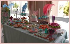 My Marie Antoinette baby shower  (Michelle)  To Embellish Event Styling & Decor